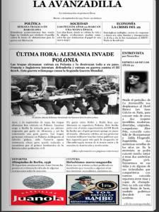 LA AVANZADILLA II