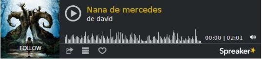 Nana de Mercedes por David