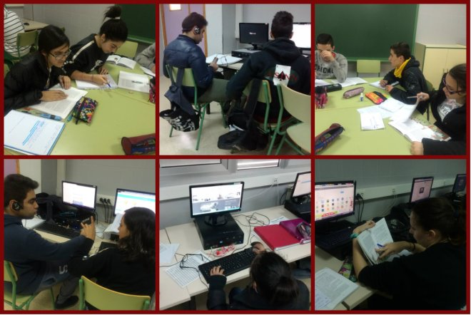 COLLAGE TAREAS EQUIPO
