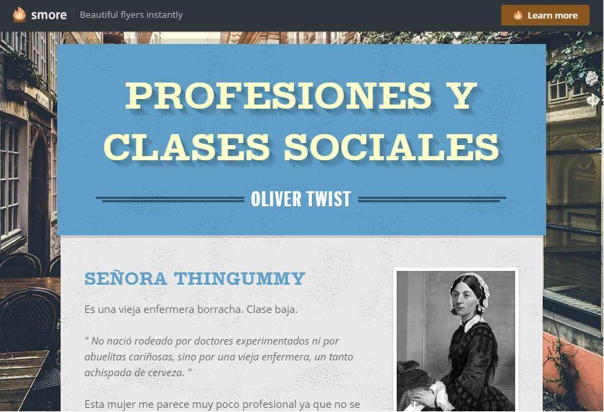 Profesiones y clases sociales